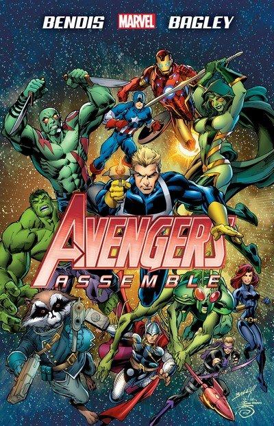 Avengers Assemble By Brian Michael Bendis (2013)