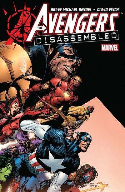 Avengers Disassembled (TPB) (2006)