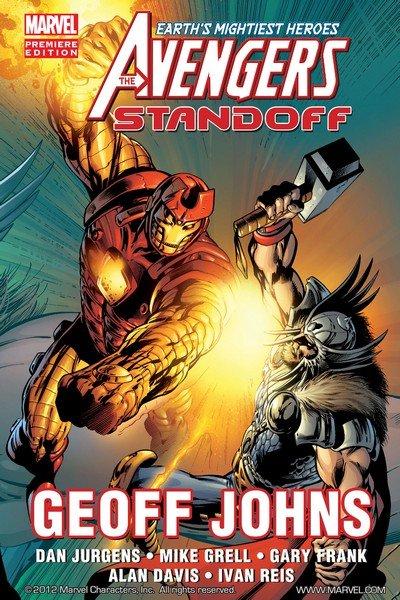 Avengers – Standoff (TPB) (2010)