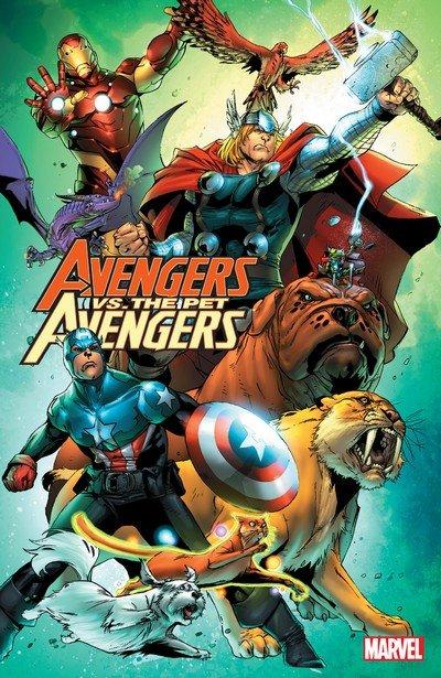 Avengers vs. Pet Avengers (TPB) (2011)