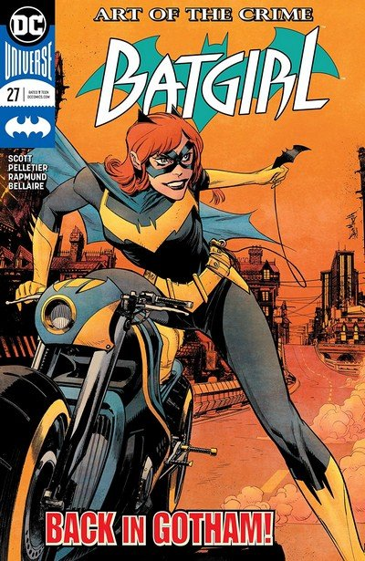 Batgirl #27 (2018)
