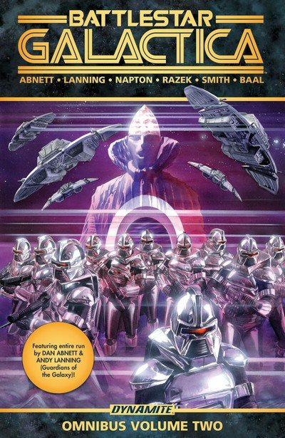 Battlestar Galactica (Classic) Omnibus Vol. 2 (2018)
