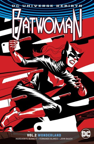 Batwoman Vol. 2 – Wonderland (TPB) (2018)