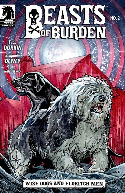 Beasts Of Burden – Wise Dogs And Eldritch Men #2 (2018)