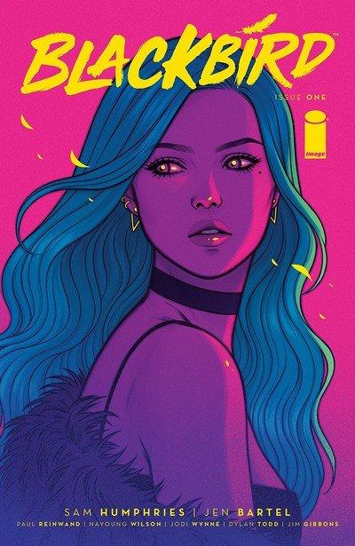 Blackbird #1 (2018)