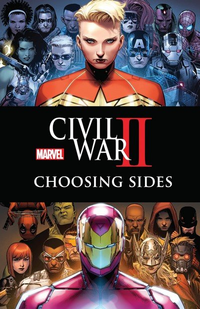 Civil War II – Choosing Sides (TPB) (2016)