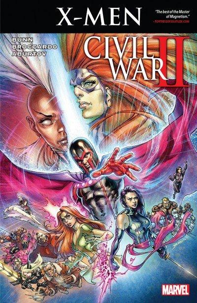 Civil War II – X-Men (TPB) (2016)