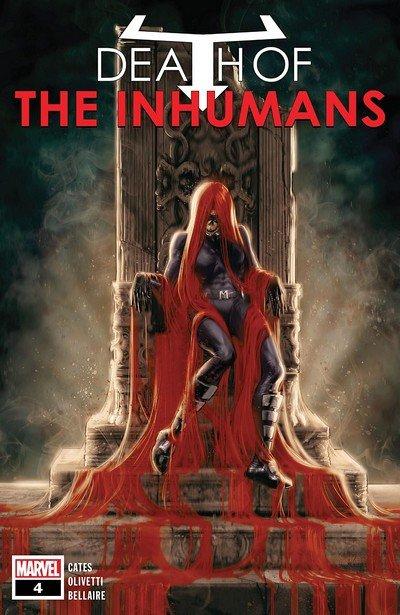 Death Of The Inhumans #4 (2018)