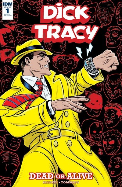 Dick Tracy – Dead Or Alive #1 (2018)