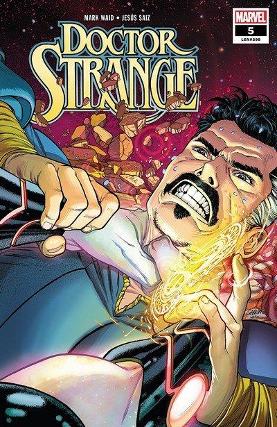 Doctor Strange #5 (2018)