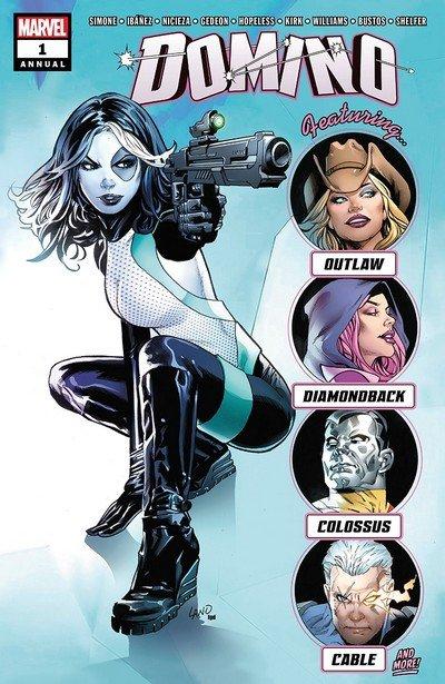 Domino Annual #1 (2018)