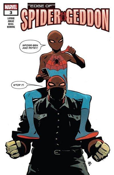 Edge Of Spider-Geddon #3 (2018)