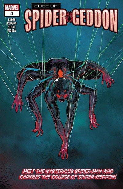 Edge Of Spider-Geddon #4 (2018)