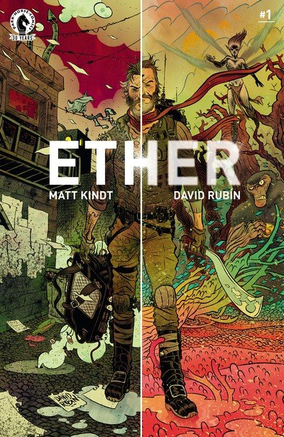 Ether #1 – 5 + TPB (2016-2017)