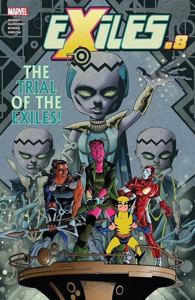 Exiles #8 (2018)