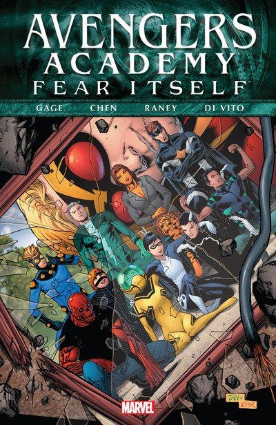 Fear Itself – Avengers Academy (TPB) (2012)