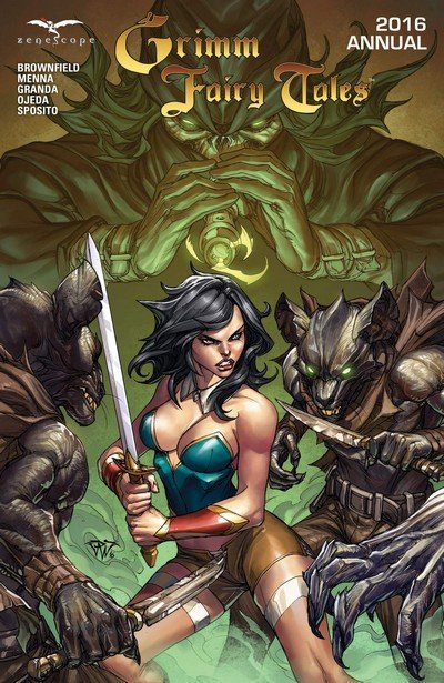 Grimm Fairy Tales Annual 2016