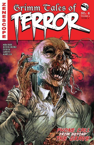 Grimm Tales Of Terror Vol. 4 #6 (2018)