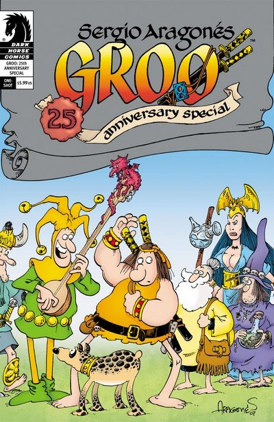 Groo – 25th Anniversary Special (2007)