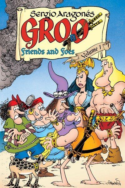 Groo – Friends and Foes Vol. 1 – 3 (TPB) (2015-2016)
