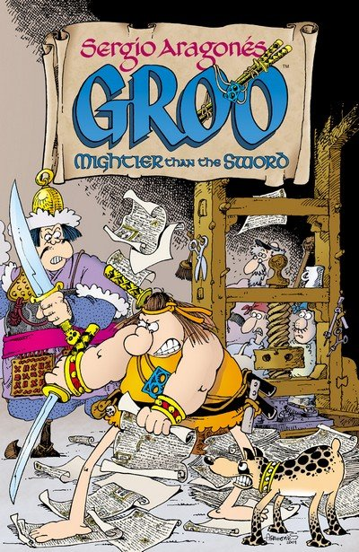 Groo – Mightier than the Sword (2002)