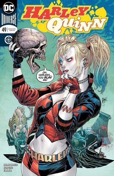Harley Quinn #49 (2018)