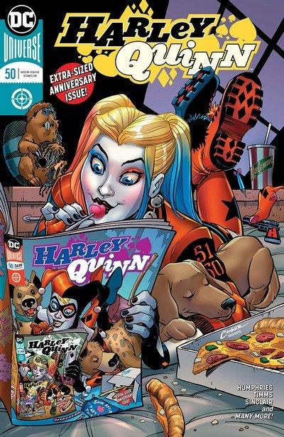 Harley Quinn #50 (2018)