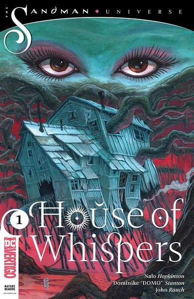 House Of Whispers #1 (2018)