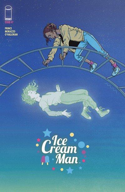 Ice Cream Man #7 (2018)