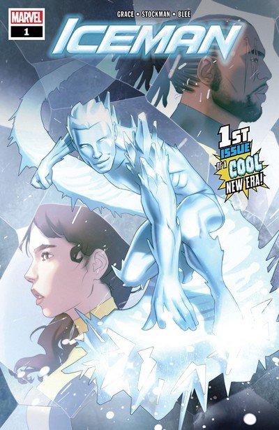 Iceman #1 (2018)