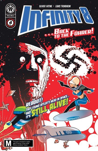 Infinity 8 Vol. 2 – Back to the Fuhrer #1 – 3 (2018)