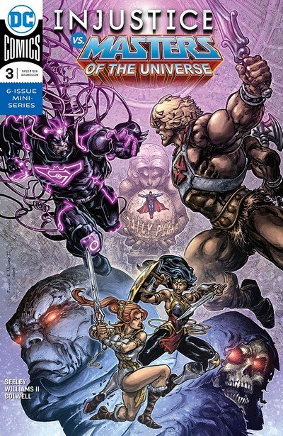 Injustice Vs. The Masters Of The Universe #3 (2018)