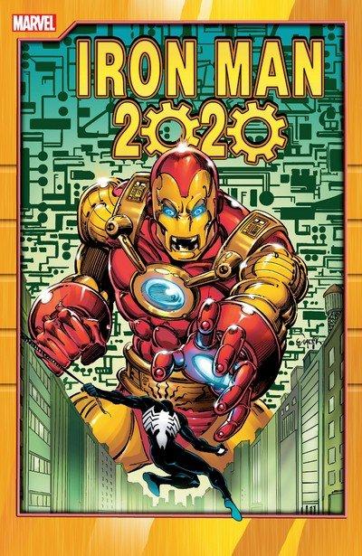 Iron Man 2020 (TPB) (2018)
