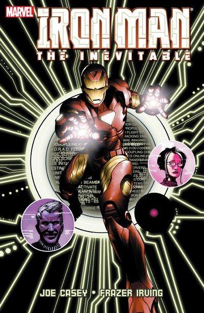 Iron Man – The Inevitable (TPB) (2015)