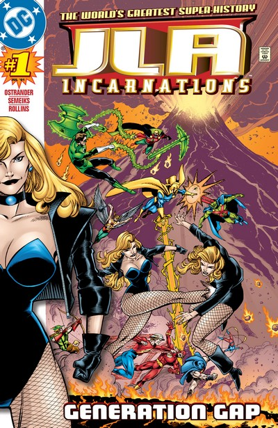 JLA – Incarnations #1 – 7 (2001-2002)