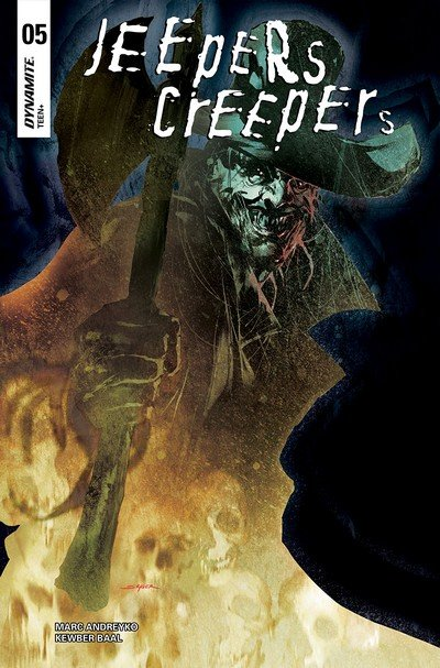 Jeepers Creepers #5 (2018)