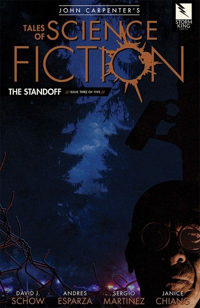 John Carpenter's Tales of Science Fiction – The Standoff #3 (2018)