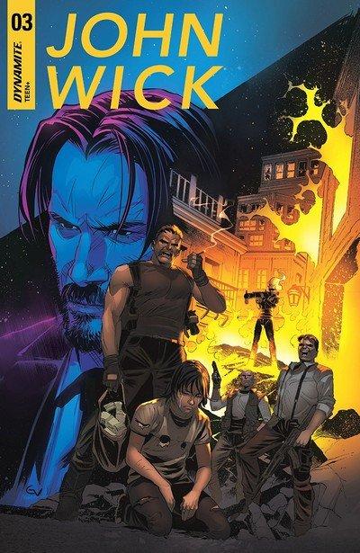 John Wick #3 (2018)