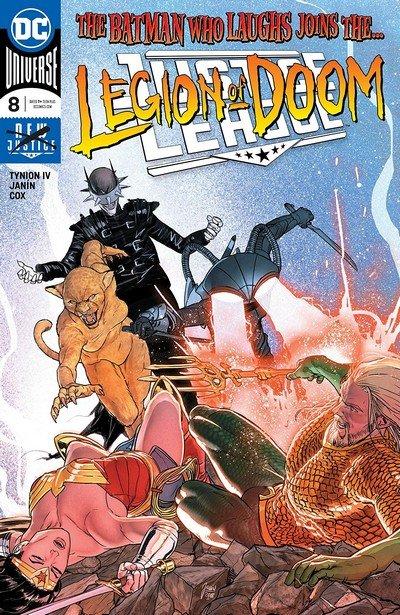 Justice League #8 (2018)