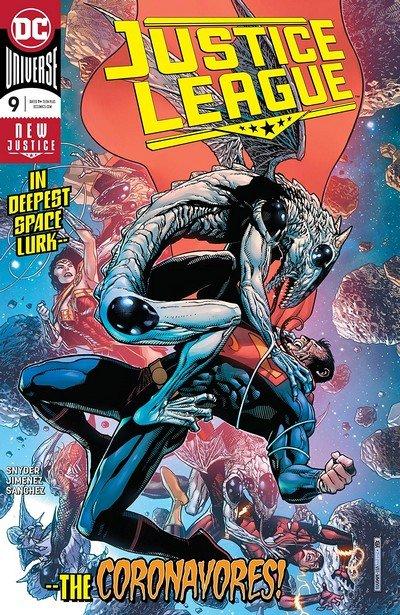 Justice League #9 (2018)
