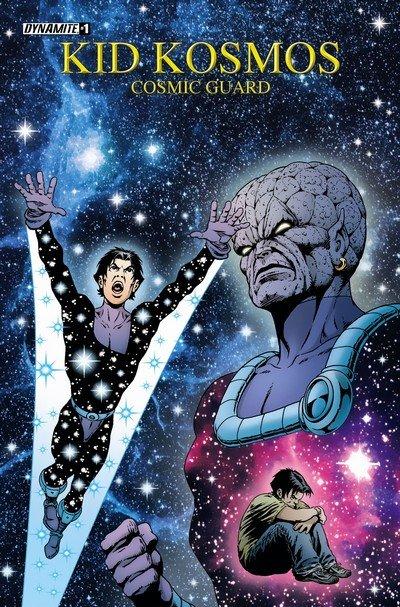 Kid Kosmos – Cosmic Guard #1 – 6 (2015)