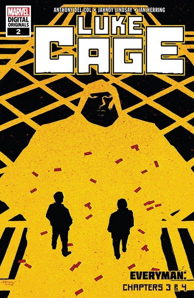 Luke Cage #2 (2018)