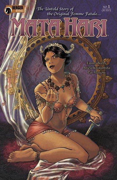 Mata Hari #1 – 5 (2018)