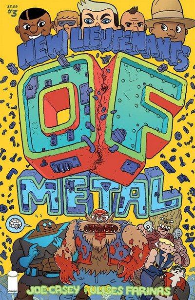 New Lieutenants Of Metal #3 (2018)