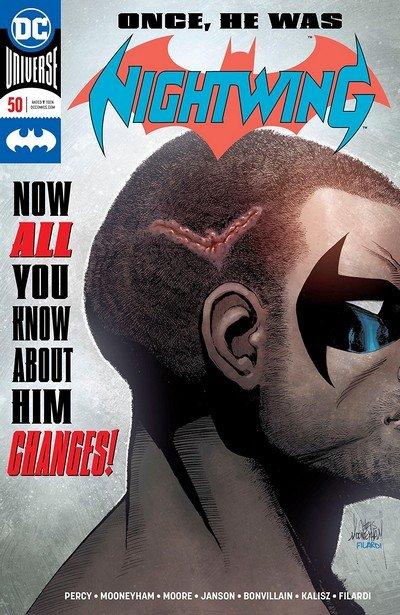 Nightwing #50 (2018)