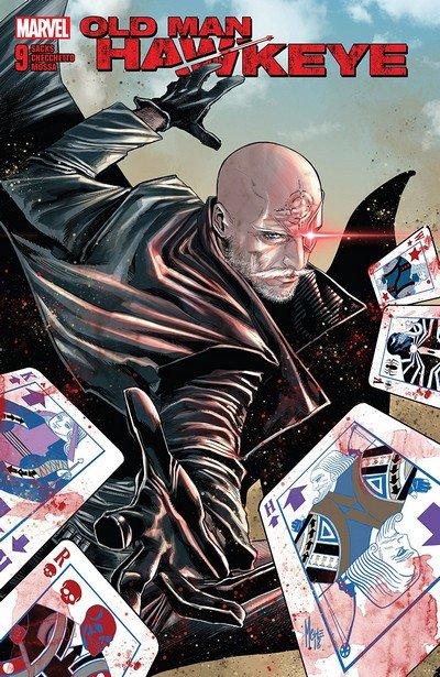 Old Man Hawkeye #9 (2018)