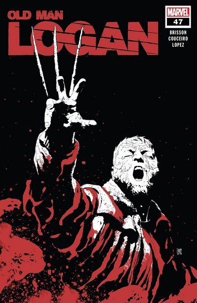 Old Man Logan #47 (2018)