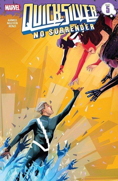 Quicksilver – No Surrender #5 (2018)