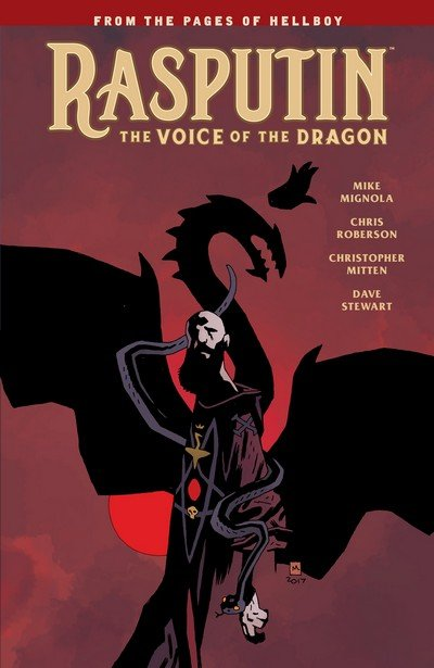 Rasputin – The Voice of the Dragon (TPB) (2018)