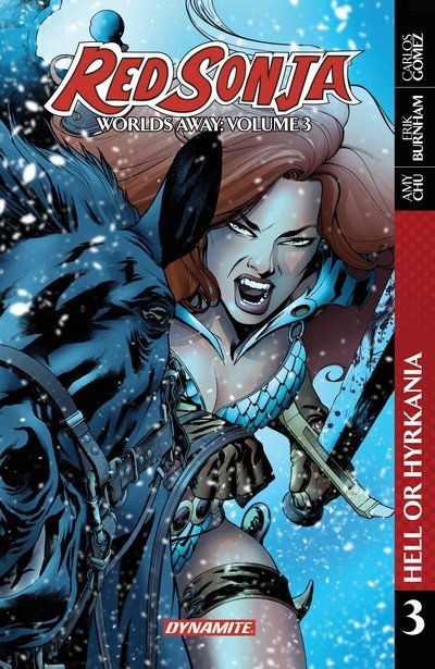 Red Sonja – Worlds Away Vol. 3 – Hell or Hyrkania (2018)